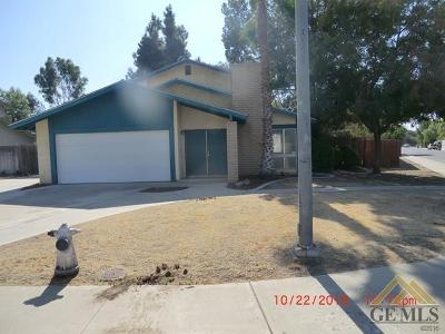 Bakersfield Single Family Home For Sale: 4509 Thatch Avenue