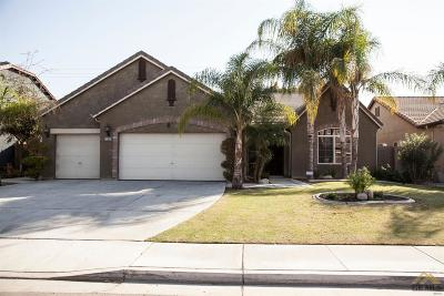 Bakersfield Single Family Home For Sale: 11601 Mondego Drive