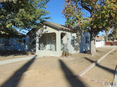Wasco Single Family Home For Sale: 760 Maple Avenue