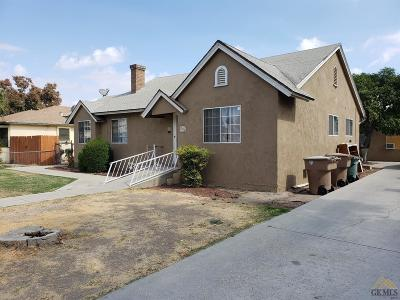 Bakersfield Multi Family Home For Sale: 324 S H Street