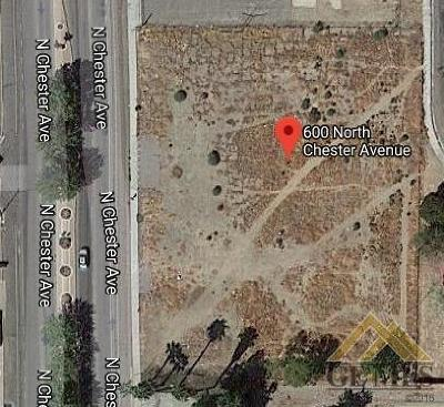 Bakersfield Residential Lots & Land For Sale: 600 N Chester Avenue