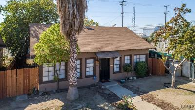 Bakersfield Single Family Home For Sale: 227 Truxtun Avenue