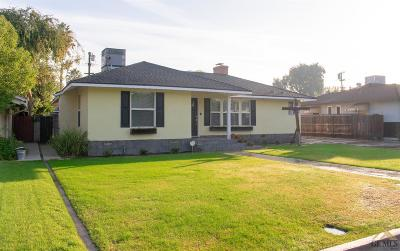 Single Family Home For Sale: 2454 C Street