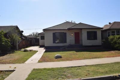 Taft Single Family Home For Sale: 117 E Lucard Street