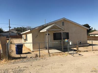 Taft Single Family Home For Sale: 421 Naylor Avenue