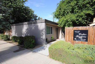 Bakersfield Multi Family Home For Sale: 1901 Cedar Street