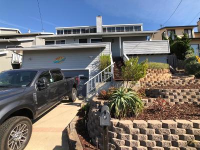 Morro Bay Single Family Home For Sale: 2630 Maple Avenue
