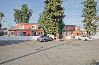 Bakersfield Multi Family Home For Sale: 3212 Chester Lane