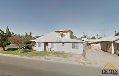 Mc Farland Multi Family Home For Sale: 100 Harlow Avenue