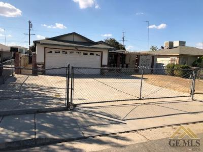 Delano Single Family Home For Sale: 1713 Clinton Street