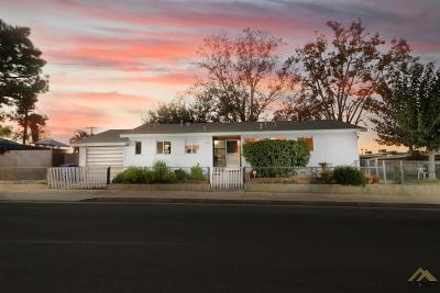 Taft Single Family Home For Sale: 717 5th Street