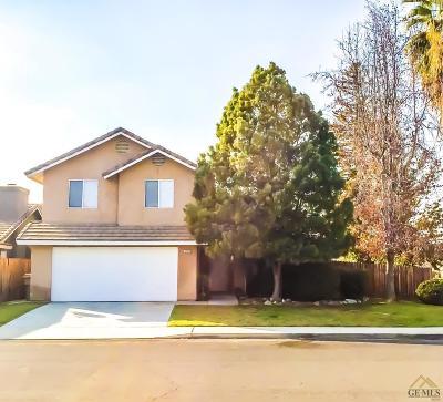 Bakersfield Single Family Home For Sale: 3301 Chuckwagon Street