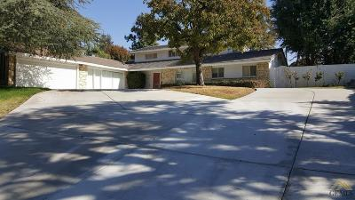 Bakersfield Single Family Home For Sale: 4007 Brae Burn Drive