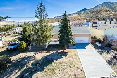Tehachapi Single Family Home Active-Contingent: 18080 Bowie Street