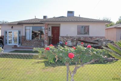 Single Family Home For Sale: 313 Mariposa Avenue