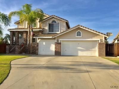 Bakersfield Single Family Home For Sale: 11420 Colt Way