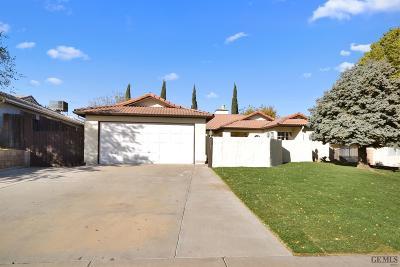 Tehachapi Single Family Home For Sale: 1161 Redwood Court