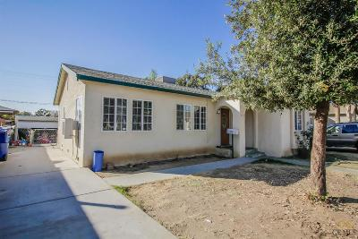 Bakersfield Single Family Home For Sale: 135 Douglas Street