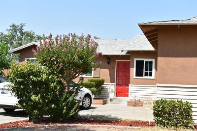 Bakersfield Single Family Home For Sale: 3208 Idaho Street