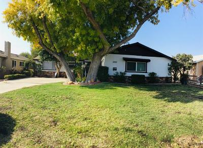 Bakersfield Single Family Home For Sale: 3100 Baylor Street