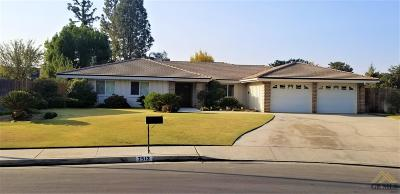 Bakersfield Single Family Home For Sale: 7513 Del Canto Court