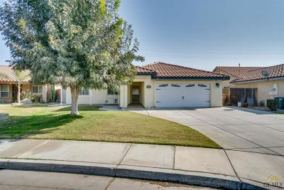 Bakersfield Single Family Home For Sale: 7804 Hubble Court