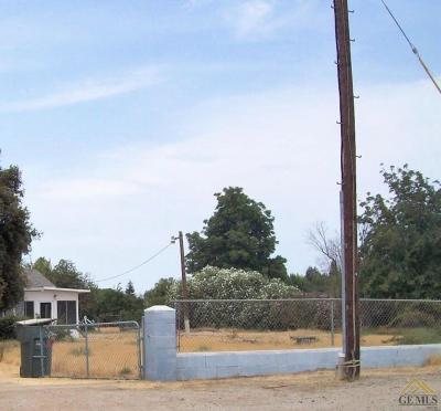 Bakersfield Residential Lots & Land For Sale: Bussell Road
