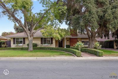 Bakersfield Single Family Home For Sale: 2408 Pine Street