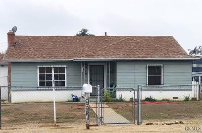 Bakersfield Single Family Home For Sale: 809 Skyline Avenue