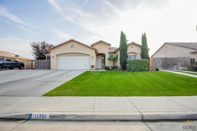 Bakersfield Single Family Home For Sale: 11701 Jimrik Avenue