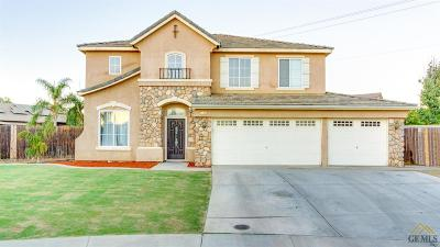 Bakersfield Single Family Home Active-Contingent: 11302 Mantova Avenue