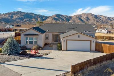 Tehachapi Single Family Home For Sale: 20313 Mini Court