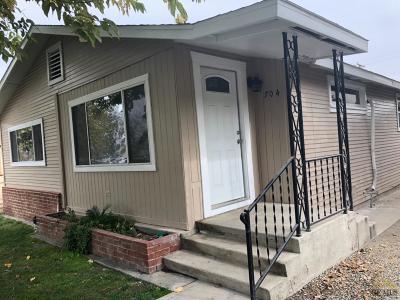 Taft Single Family Home For Sale: 704 Pierce Street