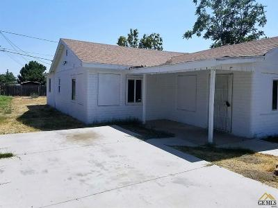 Bakersfield Single Family Home For Sale: 804 Watts Drive