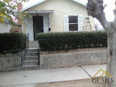 Taft Single Family Home For Sale: 721 San Emidio Street