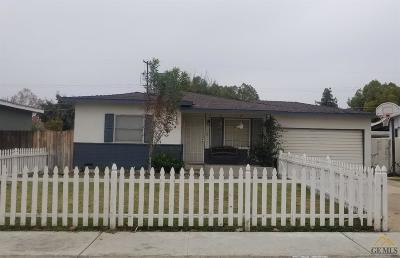 Shafter Single Family Home For Sale: 415 Walnut Street