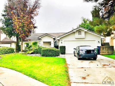 Bakersfield Single Family Home For Sale: 3714 Leyburn Court