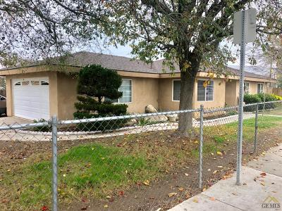 Bakersfield Single Family Home For Sale: 1200 Oswell Street