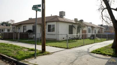 Multi Family Home For Sale: 1301 Oregon Street