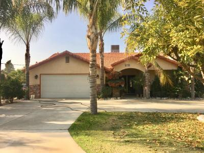 Lamont CA Single Family Home For Sale: $349,999