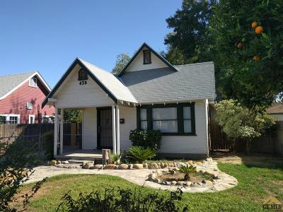 Single Family Home For Sale: 439 Francis Street