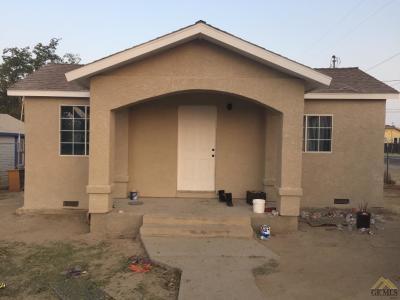 Taft Single Family Home For Sale: 600 Buchanan St Street