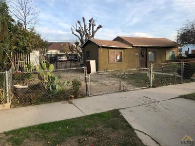 Wasco Single Family Home For Sale: 1134 E Street