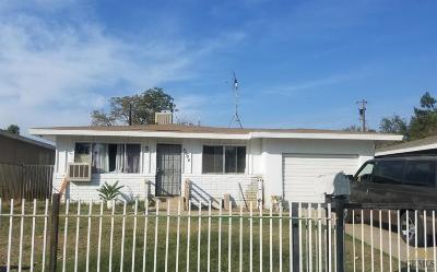 Single Family Home For Sale: 4504 Earl Avenue