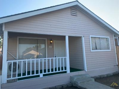 Taft Single Family Home For Sale: 219 E Street