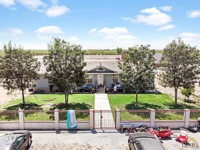 Shafter Farm & Ranch For Sale: 30555 Burbank Street