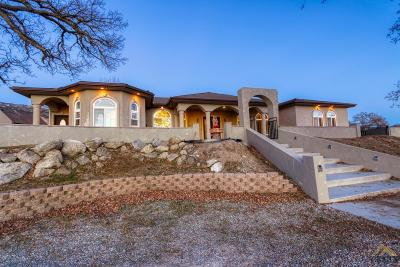 Tehachapi Single Family Home For Sale: 23820 Lakeview Drive