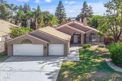 Single Family Home For Sale: 10401 Walnut Creek Court