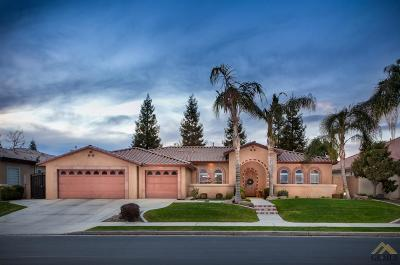 Bakersfield Single Family Home For Sale: 4309 Scribner Way