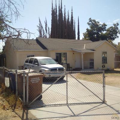 Bakersfield Single Family Home For Sale: 3307 Lexington Avenue